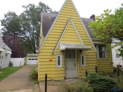 Toledo Single Family Home For Sale: 3302 Northwood Avenue