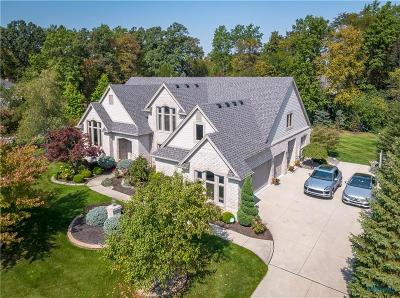 Perrysburg Single Family Home Contingent: 14590 Wood Creek Court