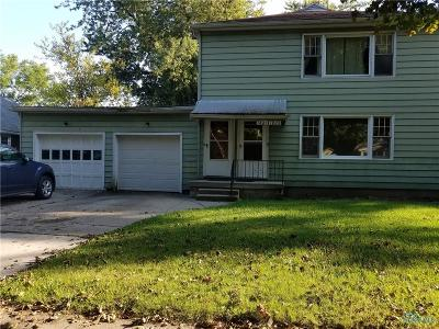 Toledo OH Multi Family Home For Sale: $62,000