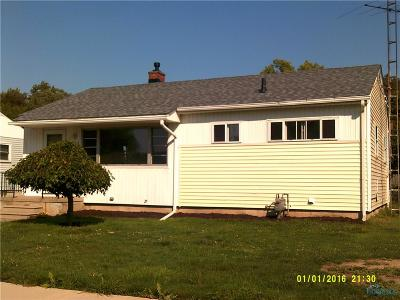 Toledo OH Single Family Home For Sale: $64,900