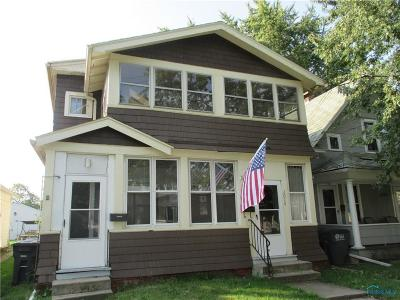 Toledo OH Multi Family Home For Sale: $31,300