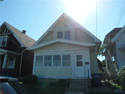 Toledo Single Family Home For Sale: 1512 Front Street