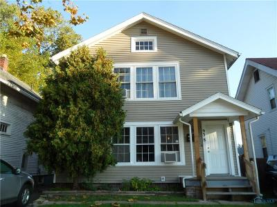 Toledo OH Multi Family Home For Sale: $54,900