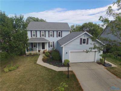 Perrysburg Single Family Home For Sale: 1351 Doncogan Court