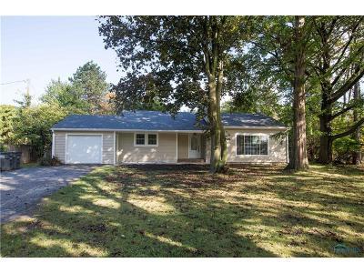 Toledo Single Family Home For Sale: 3710 Glendale Avenue