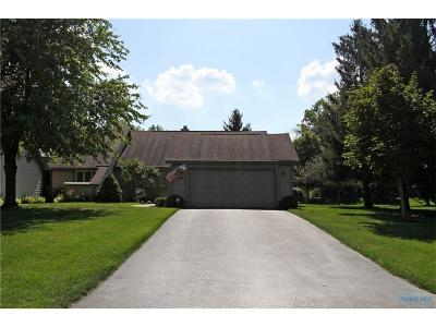 Maumee Condo/Townhouse For Sale: 7067 Hollywyck Road #7067