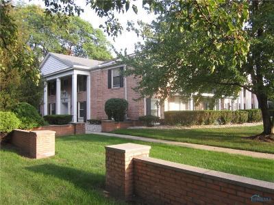 Toledo Condo/Townhouse For Sale: 4243 W Bancroft Street #203E