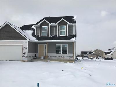 Lucas County Single Family Home For Sale: 128 Fairchild Road