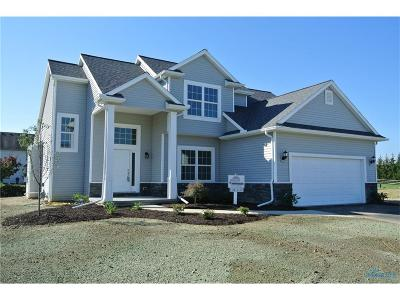 Perrysburg Single Family Home For Sale: 14679 Saddle Horn