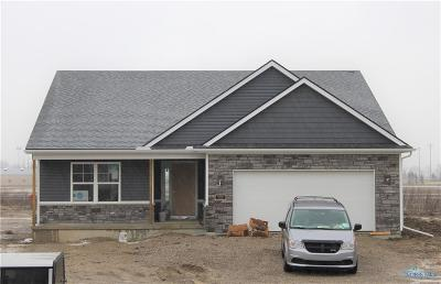 Lucas County Single Family Home For Sale: 127 Fairchild Road