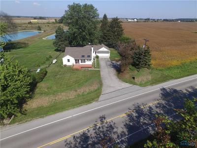 Waterville Single Family Home Contingent: 9740 S River Road