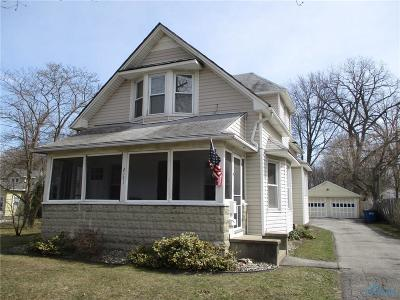 Toledo OH Multi Family Home Contingent: $71,900