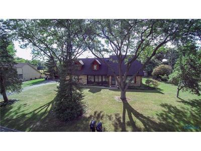 Maumee Single Family Home For Sale: 6145 S Chanticleer Drive