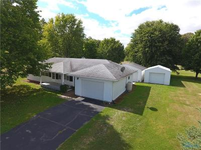 Swanton Single Family Home For Sale: 1791 County Road 4