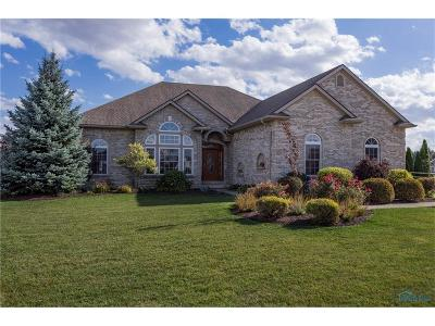 Perrysburg Single Family Home Contingent: 2292 Sunflower Court