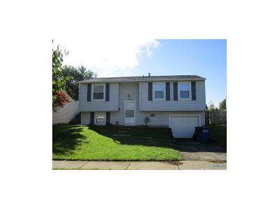 Toledo Single Family Home For Sale: 2054 Northwyck Drive