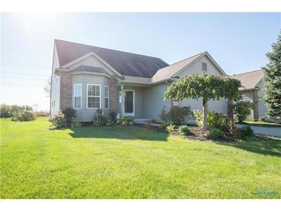 Maumee Single Family Home For Sale: 6943 Offshore Drive