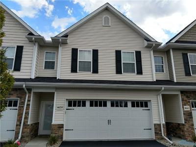 Maumee Condo/Townhouse For Sale: 4659 Lakeside Drive