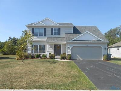 Perrysburg Single Family Home For Sale: 449 Nora Drive