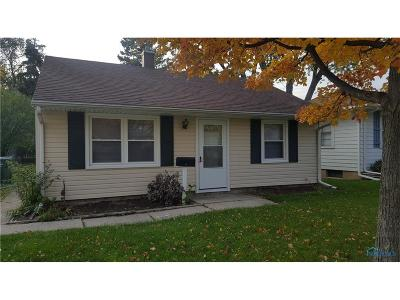 Maumee Single Family Home For Sale: 1105 Cady Street