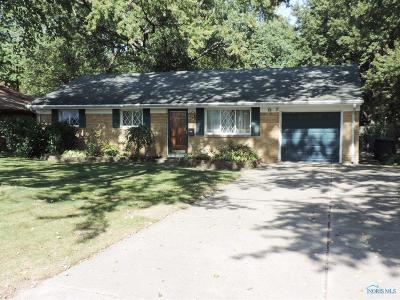 Toledo Single Family Home For Sale: 6202 Reo Street