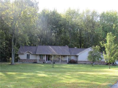 Single Family Home For Sale: 10835 Ramm Road