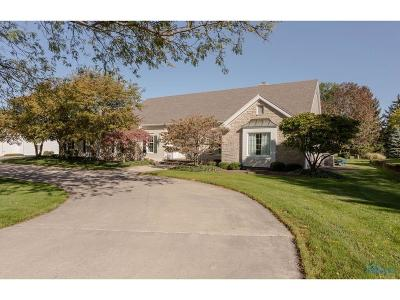 Perrysburg Single Family Home For Sale: 9778 Sheffield Road