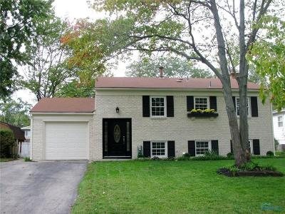 Sylvania Single Family Home For Sale: 4627 Wickford West Drive