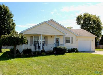Toledo Single Family Home For Sale: 1214 Bedford Woods Drive