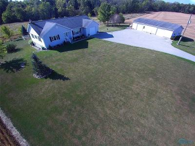 Single Family Home For Sale: 25355 County Road G Road