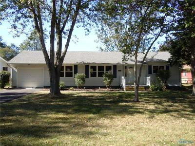 Whitehouse Single Family Home Contingent: 6420 Weckerly Drive