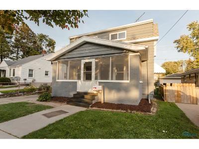 Toledo Single Family Home For Sale: 5522 299th Street