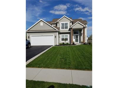 Perrysburg Single Family Home For Sale: 456 Nora Drive