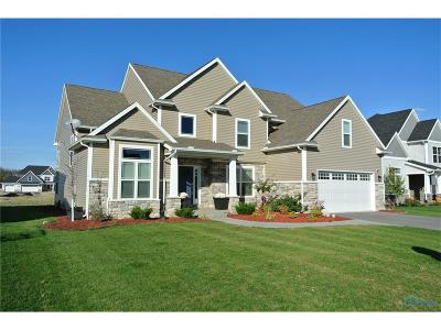 Perrysburg Single Family Home For Sale: 2830 Woods Edge