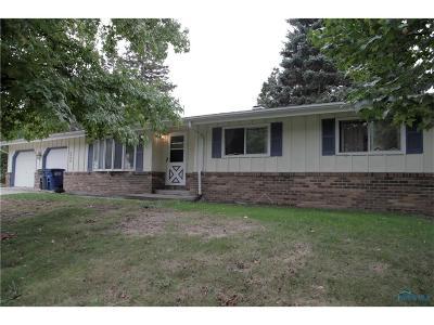 Toledo Single Family Home For Sale: 725 Koch Drive