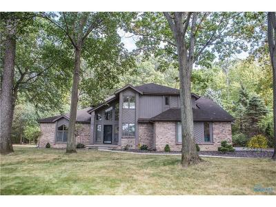 Perrysburg Single Family Home For Sale: 29900 Saint Andrews Road