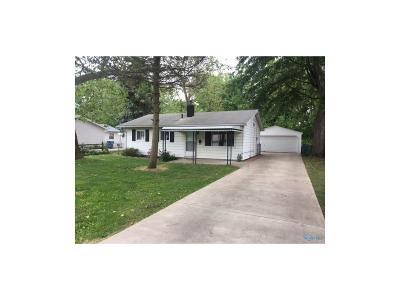 Sylvania Single Family Home For Sale: 5843 Durbin Road