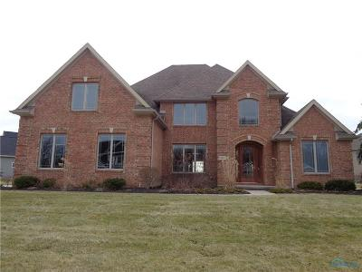 Perrysburg Single Family Home For Sale: 25185 Rocky Harbour Drive