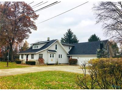 Whitehouse Single Family Home For Sale: 6306 Weckerly Road