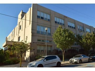 Toledo Condo/Townhouse For Sale: 100 S Huron Street #3C