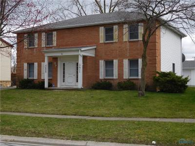 Toledo Condo/Townhouse For Sale: 5611 Willowood Court #5611