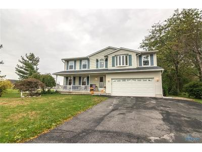 Lucas County Single Family Home Contingent: 1551 N Stadium Road