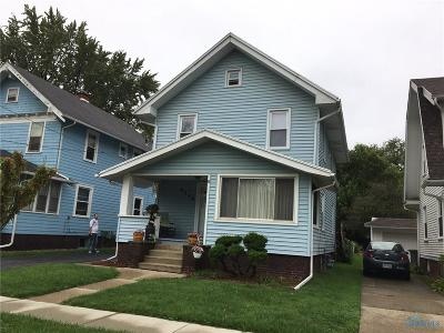 Toledo Single Family Home For Sale: 4115 Commonwealth Avenue