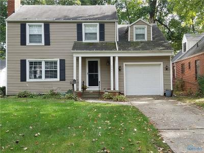 Toledo Single Family Home For Sale: 4337 Beverly Drive
