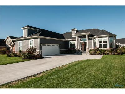 Waterville Single Family Home For Sale: 5814 Crossroads Court