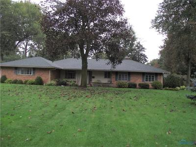 Toledo Single Family Home Contingent: 3306 Woodley Road