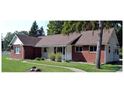 Swanton Single Family Home For Sale: 11013 Airport Highway