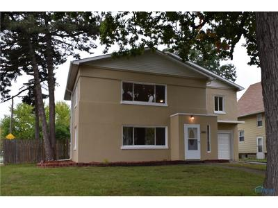 Toledo Single Family Home For Sale: 3501 Willys Parkway