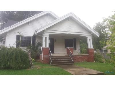 Toledo Single Family Home For Sale: 2254 Maplewood Avenue