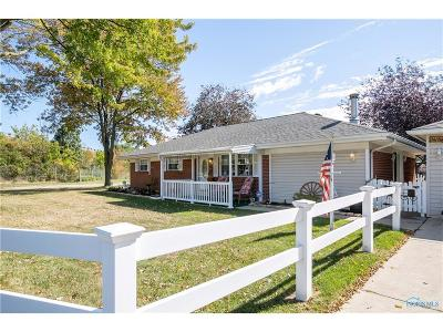 Maumee Single Family Home For Sale: 1361 Cady Street